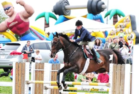 Nearly 500 horses and riders will compete at the Ludwig's Corner Horse Show and Country Fair Labor Day weekend.  The event, which features rides, games, entertainment, great food and shopping, raises funds to preserve the 33 acre show grounds as open space.