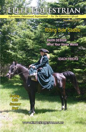 Elite Equestrian magazine summer 2012 issue