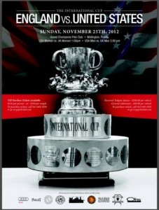The British Are Coming For The International Polo Cup At