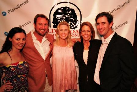 Live Oak International Launches With Planesense Party