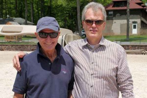 George H. Morris Gladstone Program Kicks Off at the USET Foundation's Hamilton Farm
