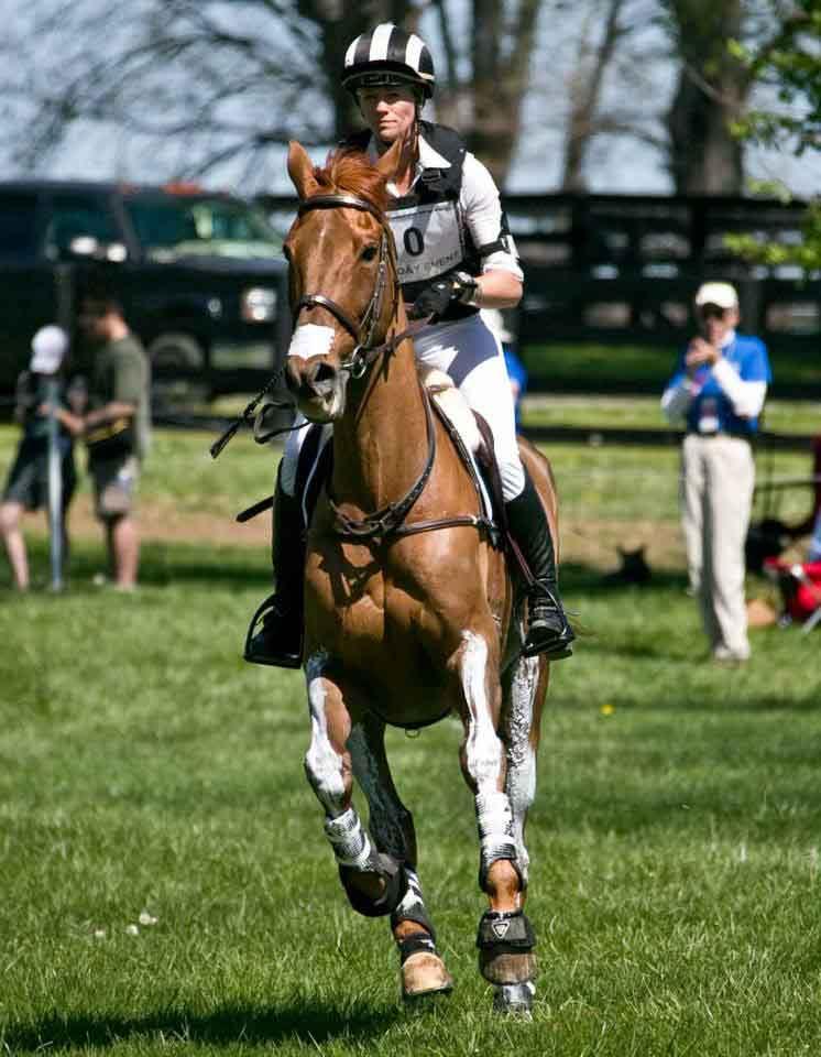 World Equestrian Brands Eventers Gear Up For 2014 Alltech