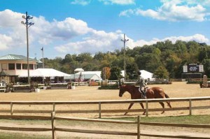 Capital Challenge Horse Show Rolls Out the Red Carpet For Nation's Equestrians