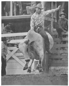 First Rodeo Cowboy in Canada's Sports Hall of Fame