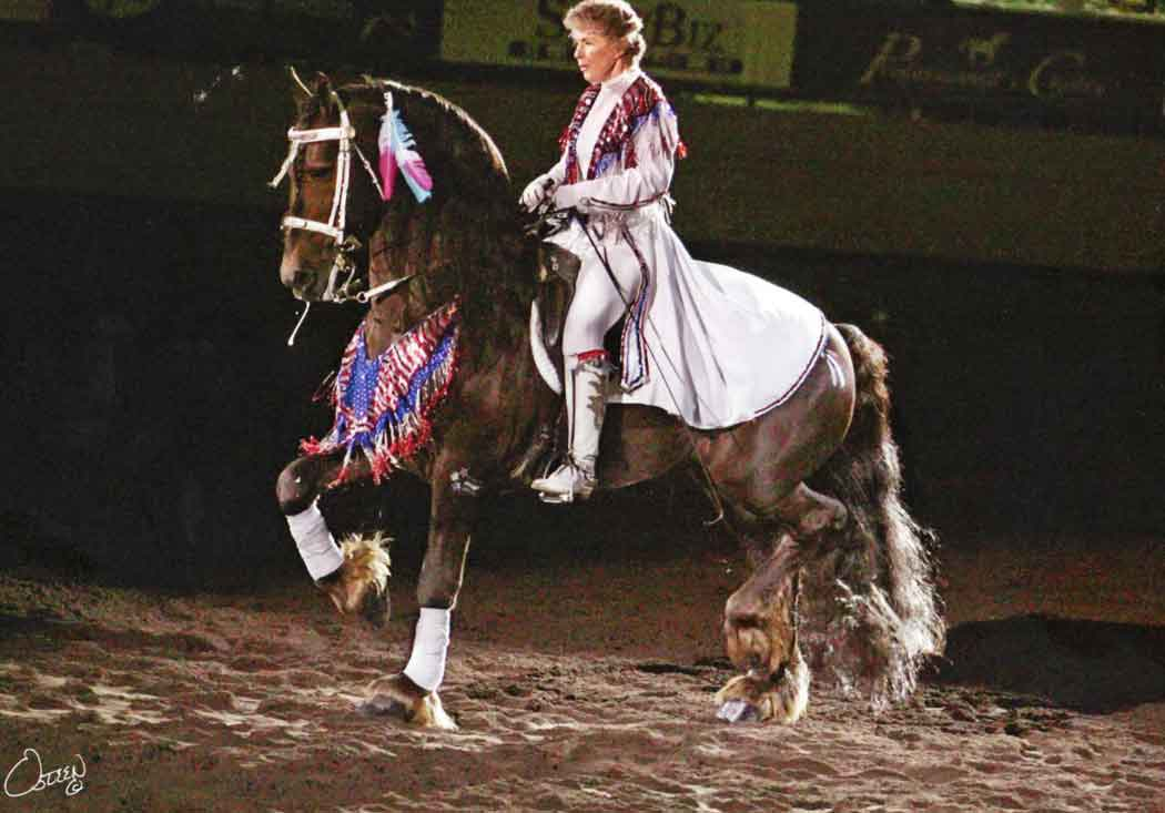 The Magical World of Dancing Horses Dinner Show Arrives on the East Coast