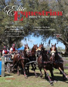 Elite Equestrian magazine May June 2017 spring issues