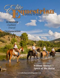 Elite Equestrian magazine #eliteequestrian celebrating the equestrian lifestyle