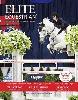 Elite Equestrian magazine Sept/Oct issue is now online