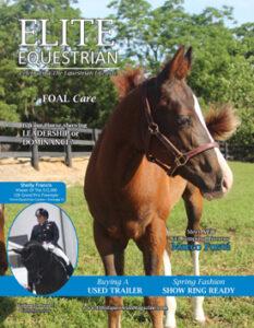 Elite Equestrian magazine #eliteequestrian